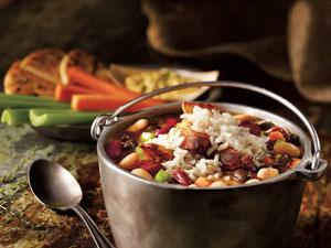 Medieval Times Vegetarian Meal